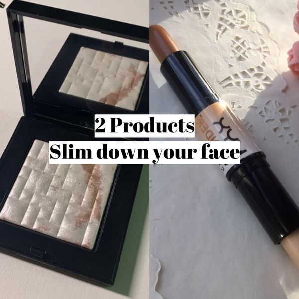 I've tried 2 products and they make my face look thinner! | Cherie