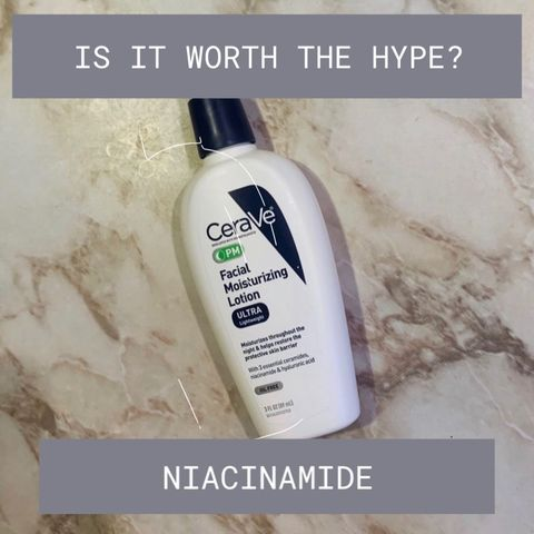 Is Niacinamide Really Worth the hype?