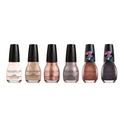 Sinful Colors Nude Nail Polish Collection