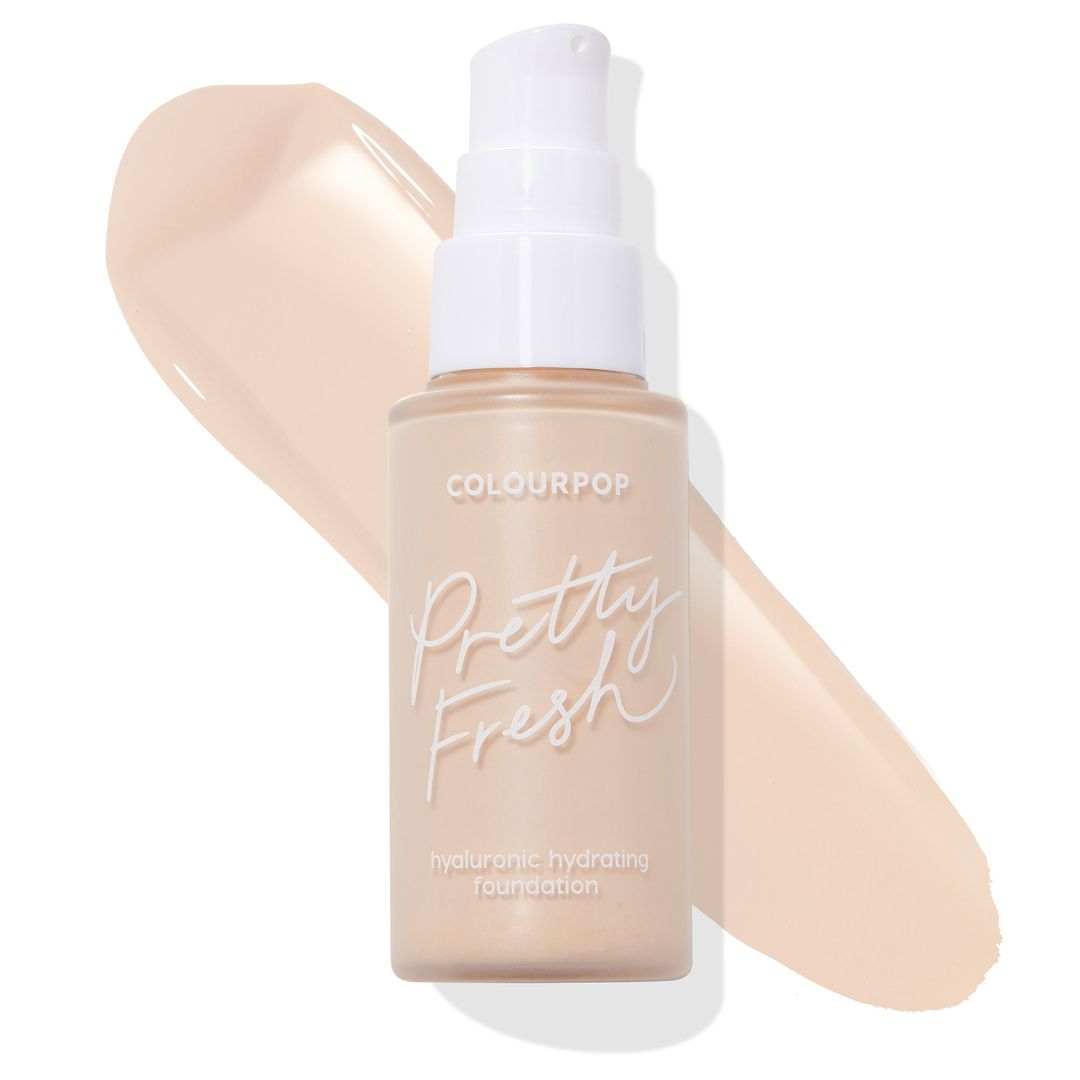 Pretty Fresh Hyaluronic Hydrating Foundation