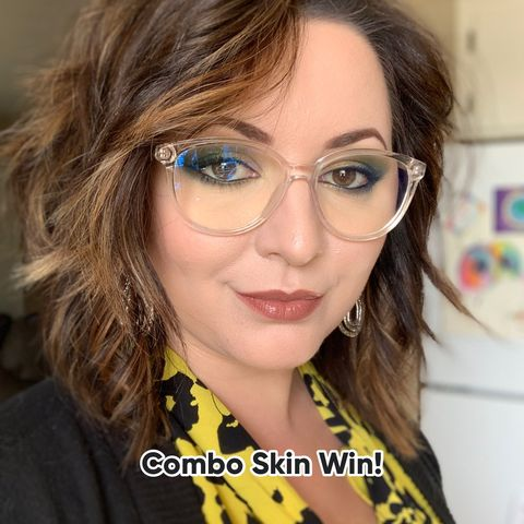 My Combo Skin Foundation Solution!