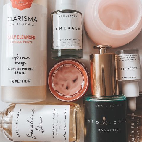 🌙  CURRENT NIGHTTIME ROUTINE 🌙