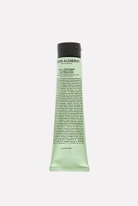 Purifying Body Exfoliant - Pearl, Peppermint & Ylang Ylang