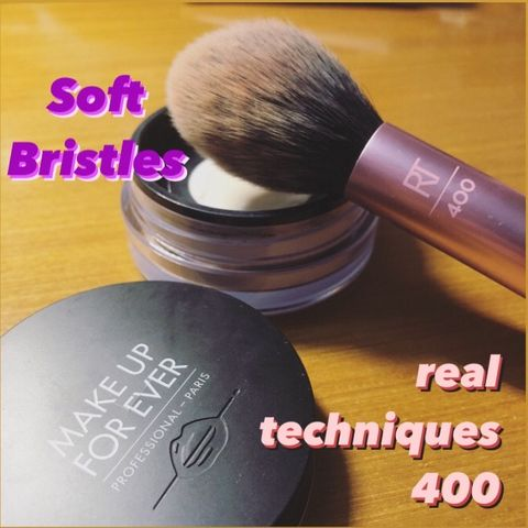 I will not drop this setting powder brush ever!