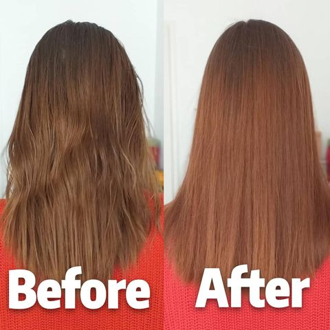 👍Game-changing drugstore hair care routine for oily hair!
