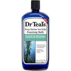 Deep Marine Sea Kelp Foaming Bath Purify & Hydrate