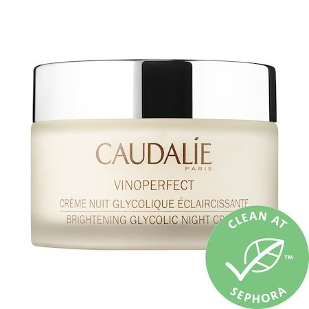 Vinoperfect Brightening Glycolic Overnight Cream, CAUDALIE, cherie