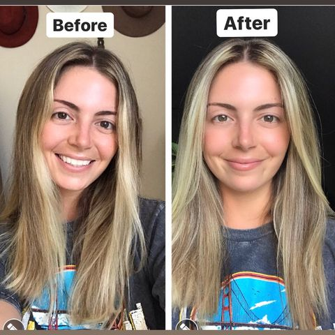 Hair style ( care routine )
