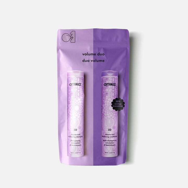 3D Colume Duo Volume and Thickening Shampoo + Conditioner