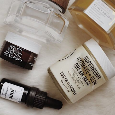 sustainable skincare + how to be better