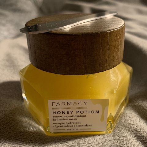 Honey potion moisturizing mask 🍯🐝