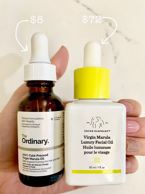 Dermatologist opinion: facial oil dupe