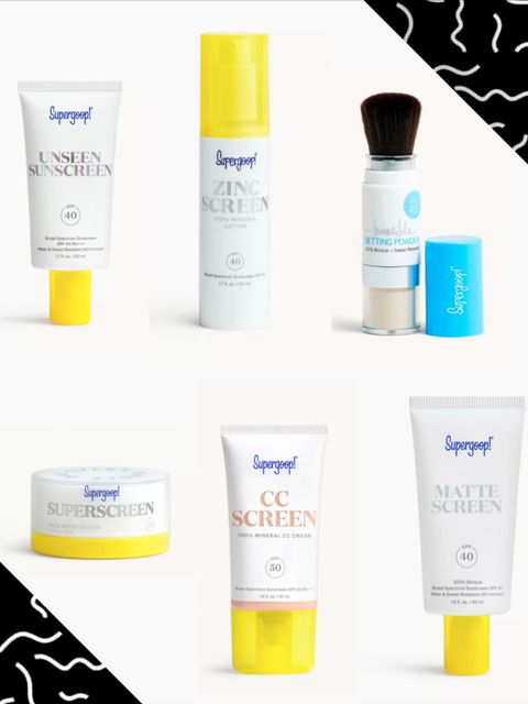 Supergoop! Product Haul: Which Product reigned supreme?!