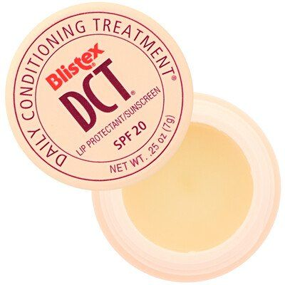 Blistex Dct Daily Conditioning Treatment Spf 20
