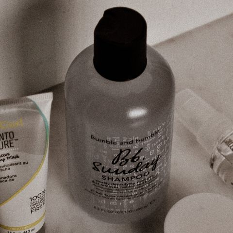 Oily hair miracle