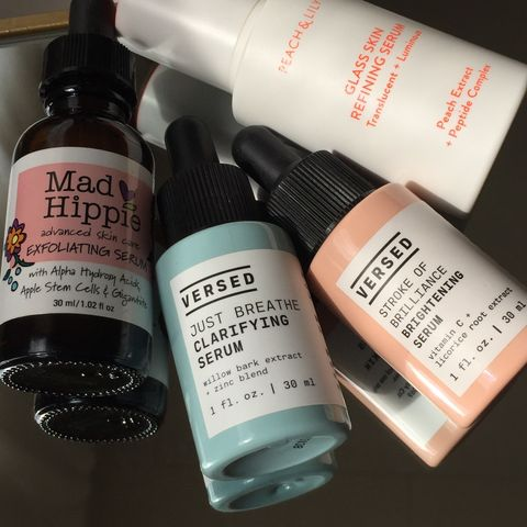 My top tier serums for combo skin 🏆