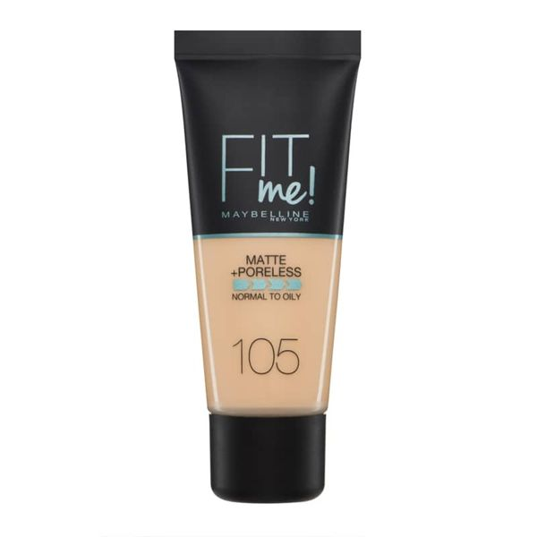 Fit Me! Matte & Poreless Foundation, MAYBELLINE, cherie