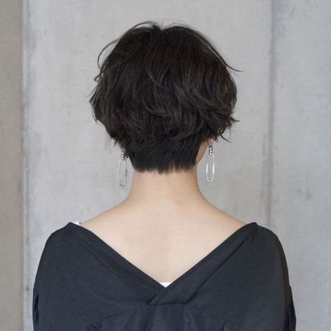 Must-have For Thick Hair! Eye-Catching Short Bob Haircut 💖💖