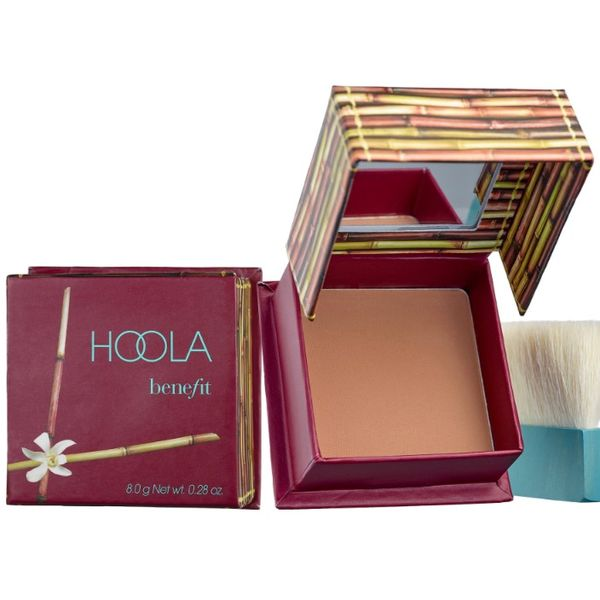 Benefit Cosmetics Hoola - natural bronze | Cherie