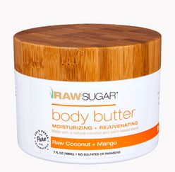 Body Butter  Raw Coconut + Mango