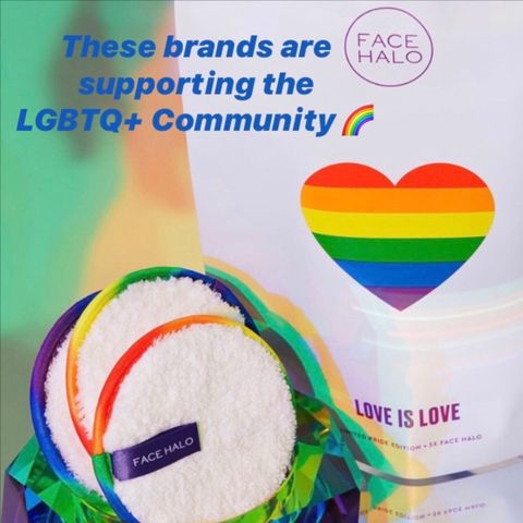 Pride Month 2020: Which Beauty Brands Support the LGBTQ Movement?