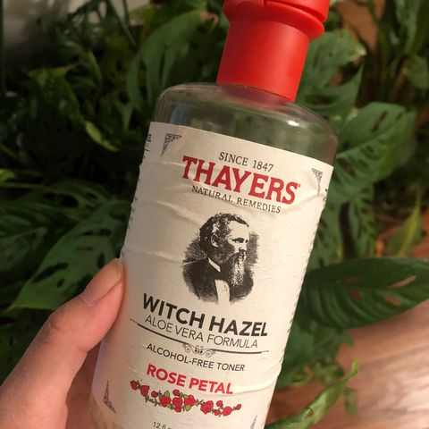 Witch Hazel Facial Tonor