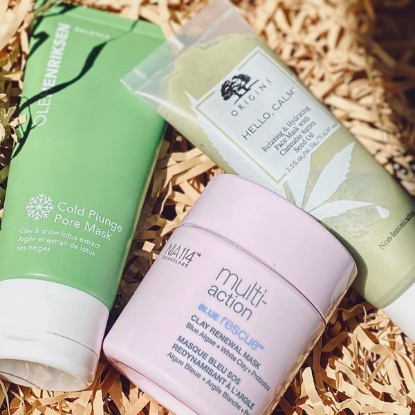 Clay Masks for Oily Skin; Pass or Grab? | Cherie