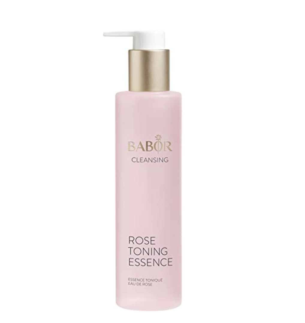 Cleansing Rose Toning Essence