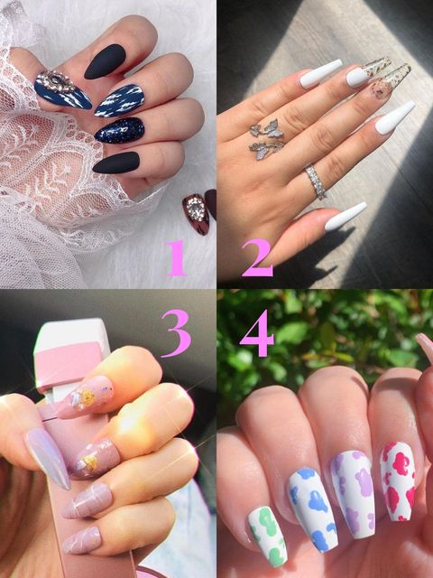 Press On Nails for Summer ☀