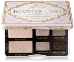 Boudoir Eyes Soft And Sexy Eye Shadow Collection