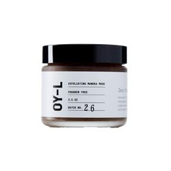 EXFOLIATING MANUKA MASK OY-L Skincare Beauty Without Secrets.