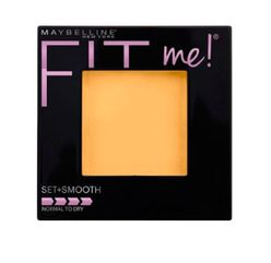 Fit Me Set + Smooth Powder