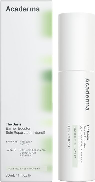 The Oasis Barrier Booster