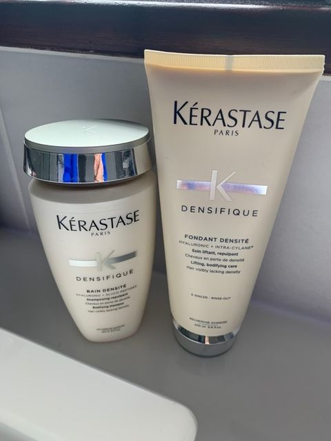 Always wanted fuller hair? Then this is the shampoo and conditioner for you!