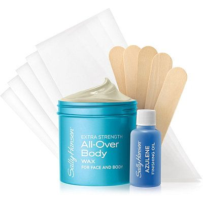 Extra Strength All-Over Body Wax Hair Removal Kit