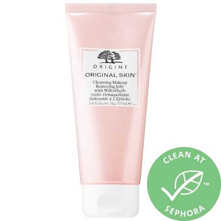 Skin Cleansing Makeup Removing Jelly with Willowherb, ORIGINS, cherie