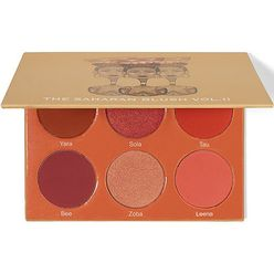 The Saharan Blush Palette
