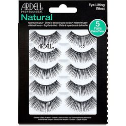Lash Natural #105 5 Pair Multipack