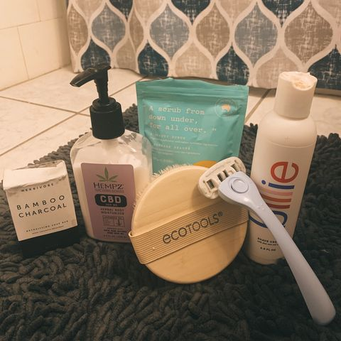 5⭐️ For My Spa Day Body Essentials!