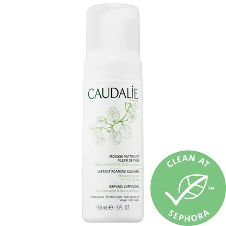 Instant Foaming Cleanser, CAUDALIE, cherie