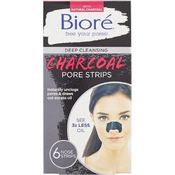 Deep Cleansing Charcoal Pore Strips