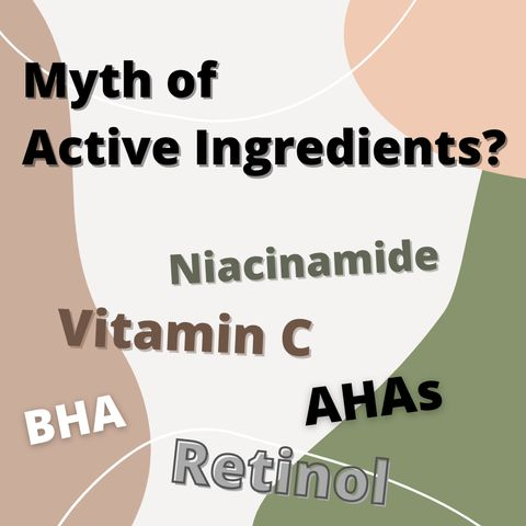 Hyram's Tips: Myths of Active Ingredients?🤔 Can✅ N Cannot🚫