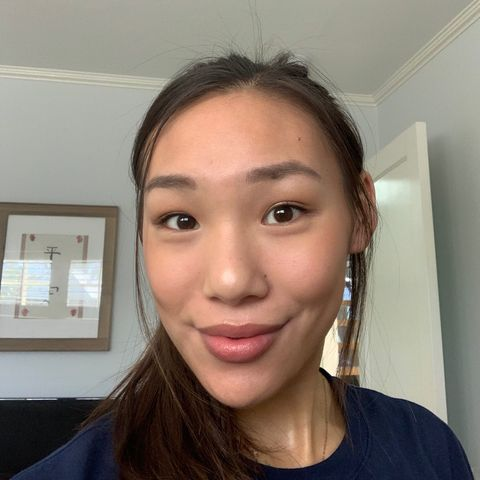 natural makeup look with some new products