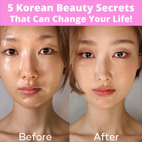 The Latest K-Beauty Makeup Tips  - Straight Outta Seoul