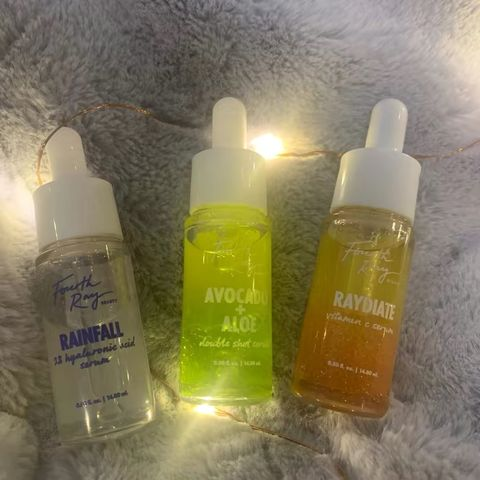 Fourth Ray Serums!