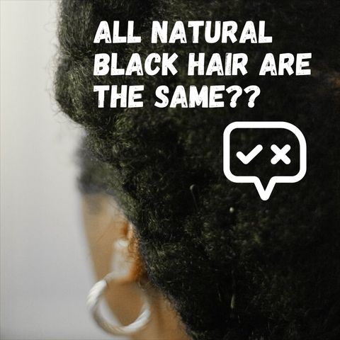 🤔Debunking the Top 6 Myths about Natural Black Hair
