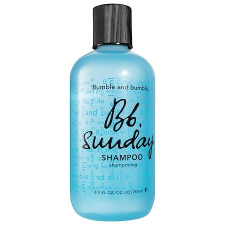 Sunday Clarifying Shampoo, Bumble and bumble., cherie