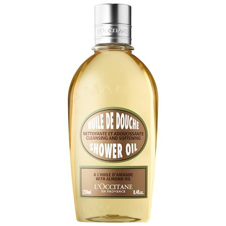 Cleansing And Softening Shower Oil With Almond Oil, L'OCCITANE, cherie