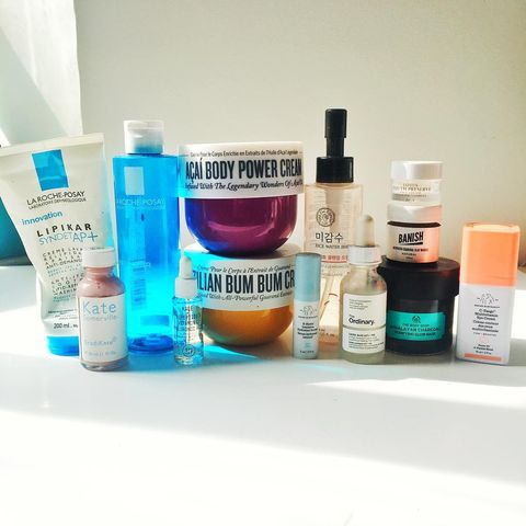 Jan & Feb empties  soldejaneir