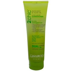 2chic, Ultra-Moist Conditioner, for Dry, Damaged Hair, Avocado & Olive Oil